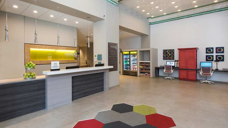 Home2 Suites Indianapolis Downtown 6