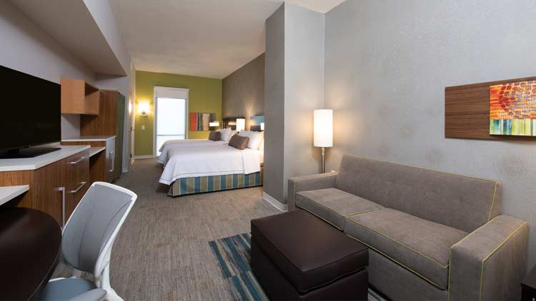 Home2 Suites Indianapolis Downtown 10