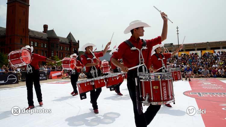 Drum Corps International 16