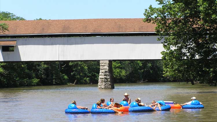White River Canoe Trail