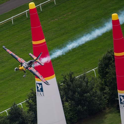 Fall air race