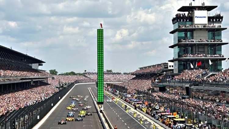Indianapolis Motor Speedway 18