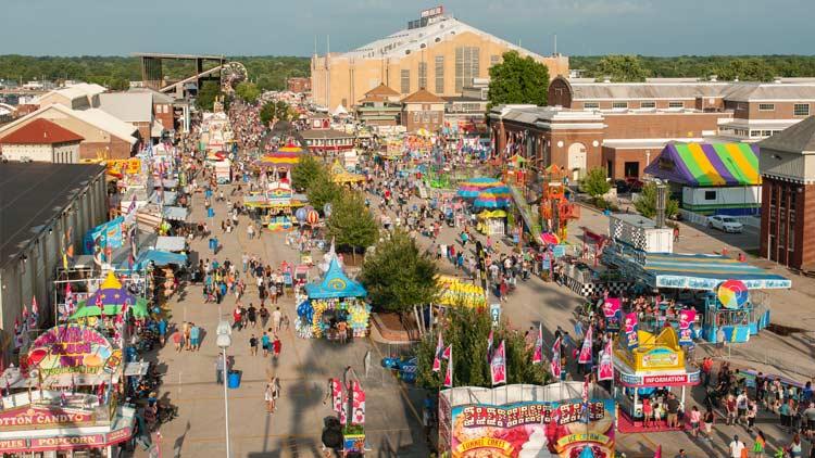 Indiana State Fairgrounds 9
