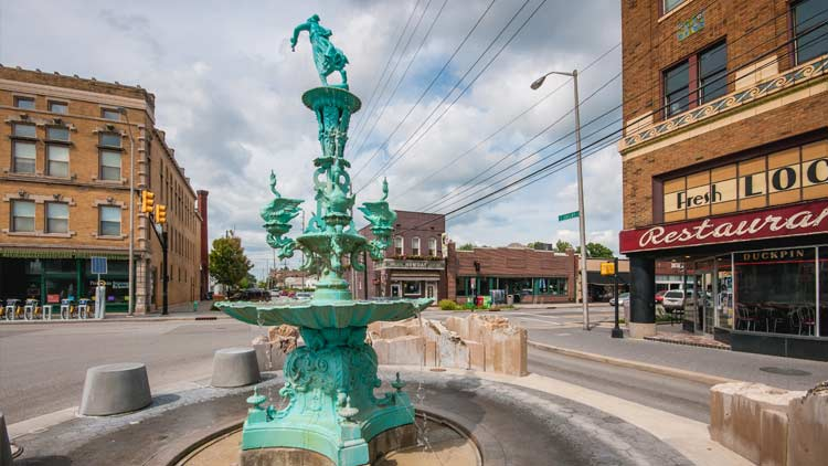 Fountain Square Merchants Association 1