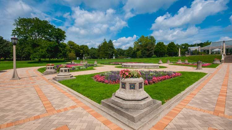 Garfield Park Conservatory and Gardens 2