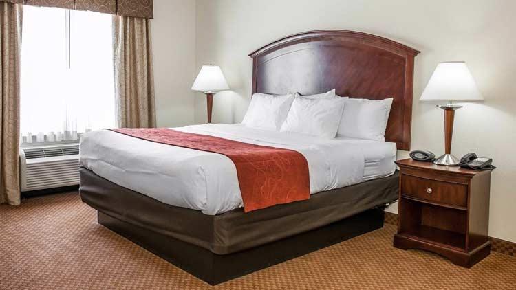 Comfort Suites Indianapolis Airport 3