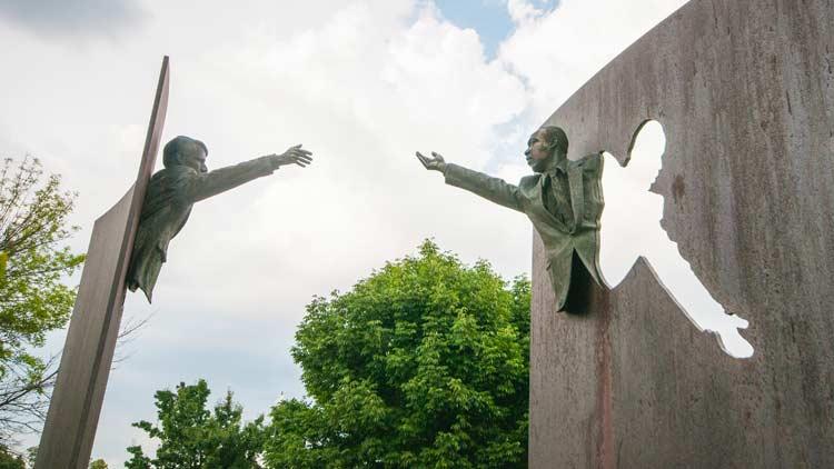Dr. Martin Luther King, Jr. Park & Landmark for Peace Memorial 4