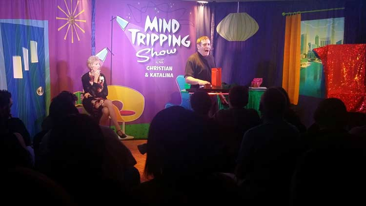 Mind Tripping Show - A Comedy with a Psychological Twist 3