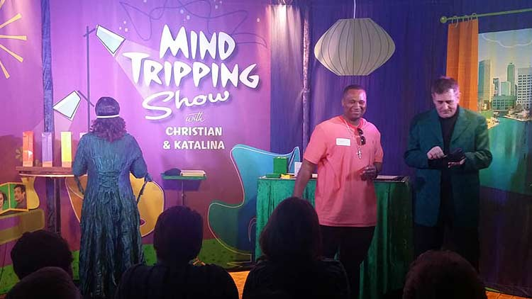 Mind Tripping Show - A Comedy with a Psychological Twist 8