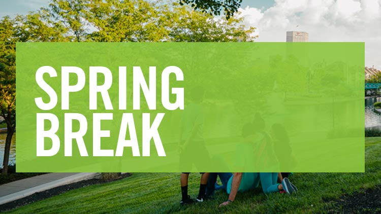 Spring break list