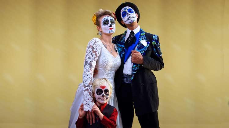 Dia de los Muertos (Day of the Dead) Celebration 2