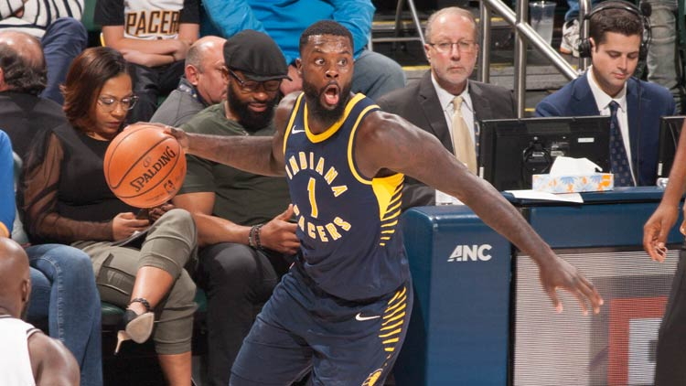 Indiana pacers 17