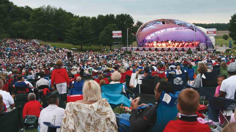 Kroger Symphony on the Prairie - One Night of Queen