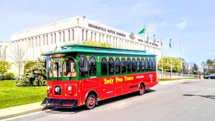 Indy Fun Trolley Tours 2