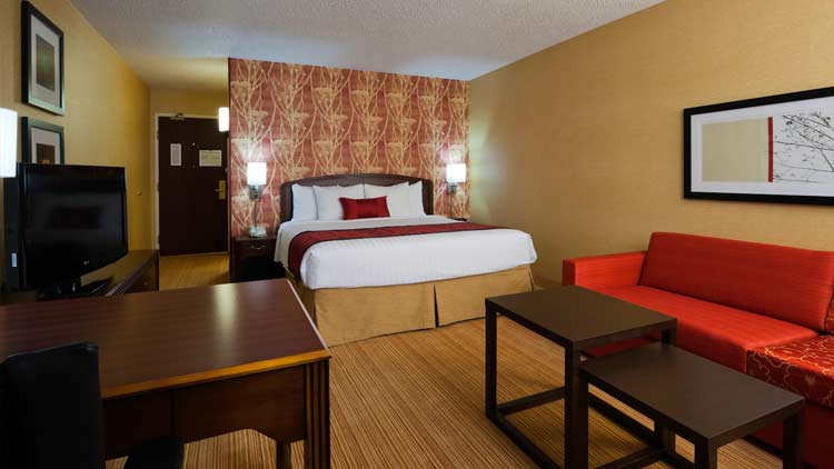 Courtyard by Marriott at the Capitol 5