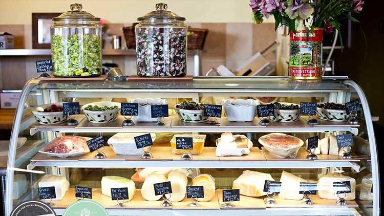 Nicole-Taylor's Pasta Market & BackRoom Eatery