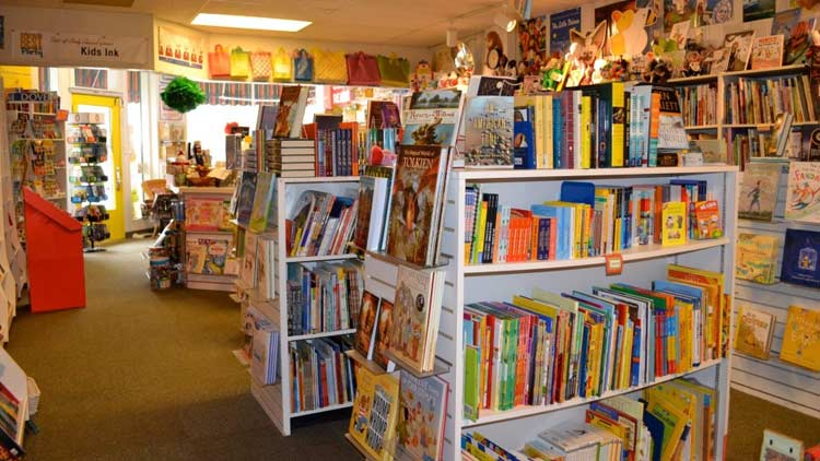 Kids Ink Children's Bookstore
