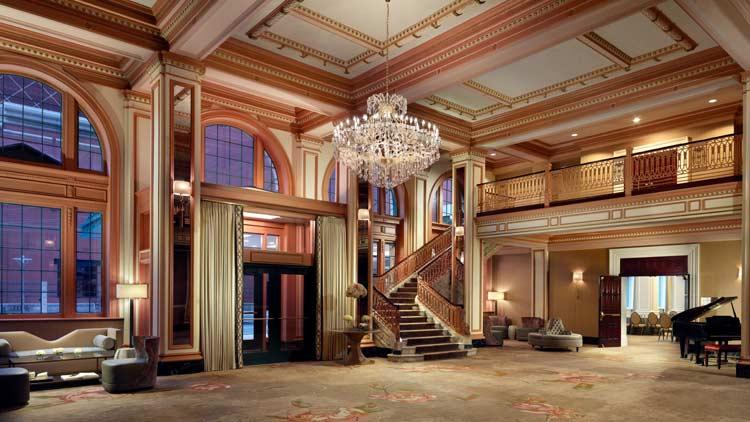 Omni Severin Hotel 23