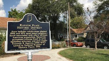 Historic Ransom Place