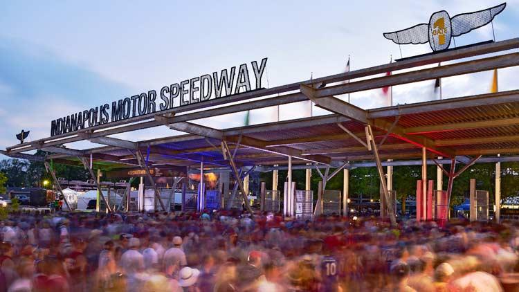 Indianapolis Motor Speedway 22