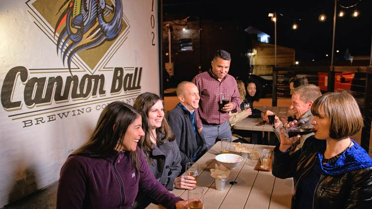Cannon ball brewery 4