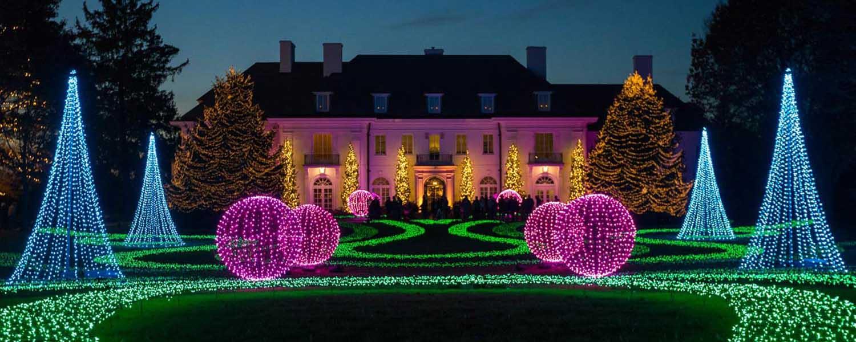 Lead : Best Holiday Light Displays