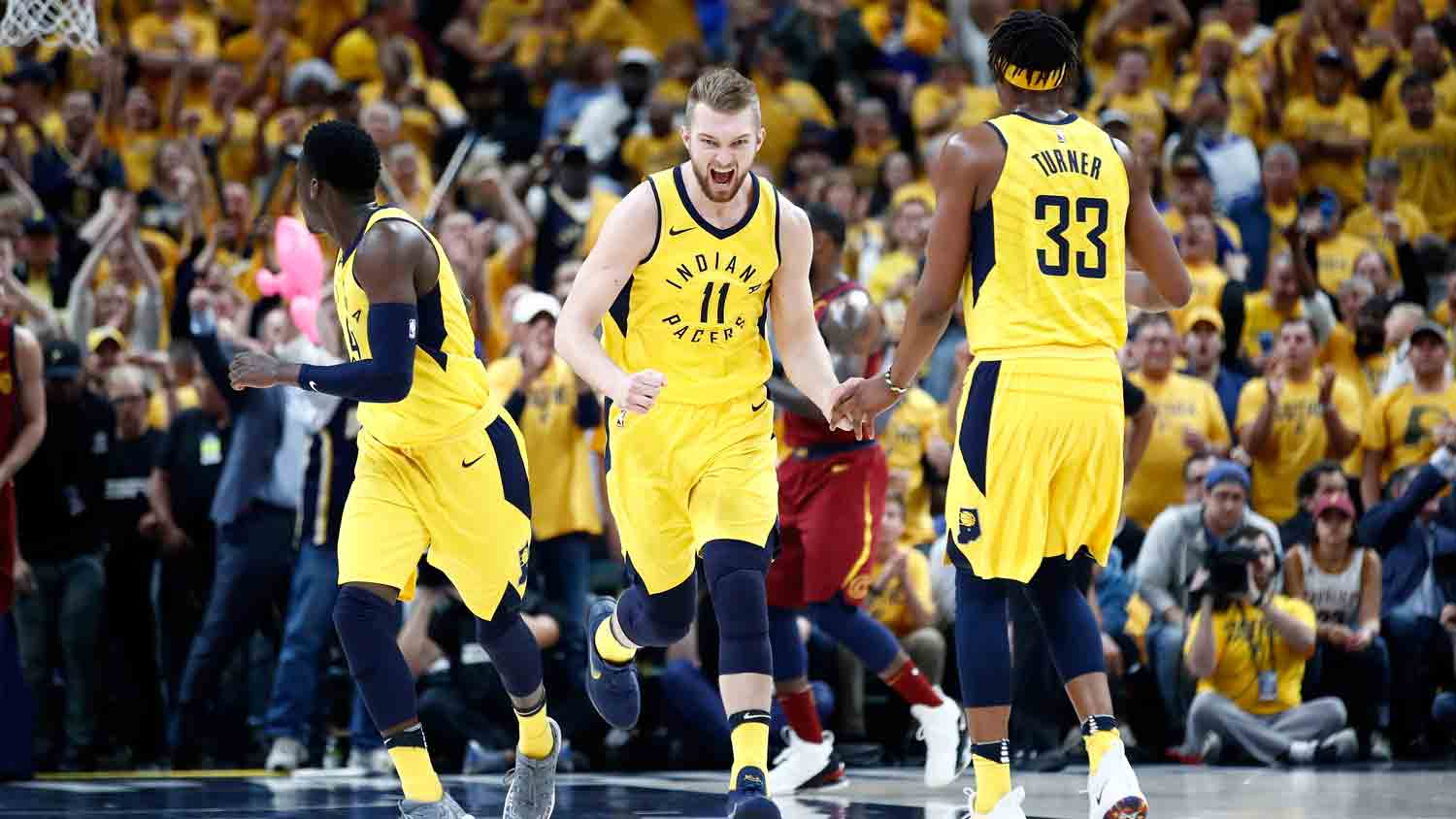 Indiana Pacers 26