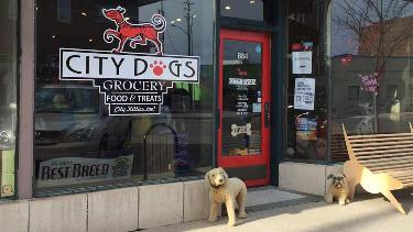 City Dogs Grocery - Mass Ave