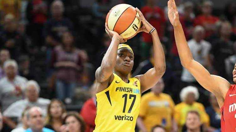 Indiana Fever 10