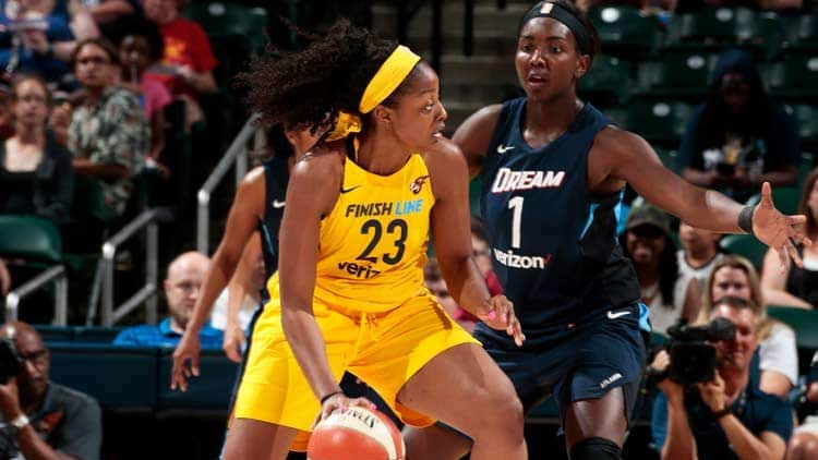 Indiana Fever 17