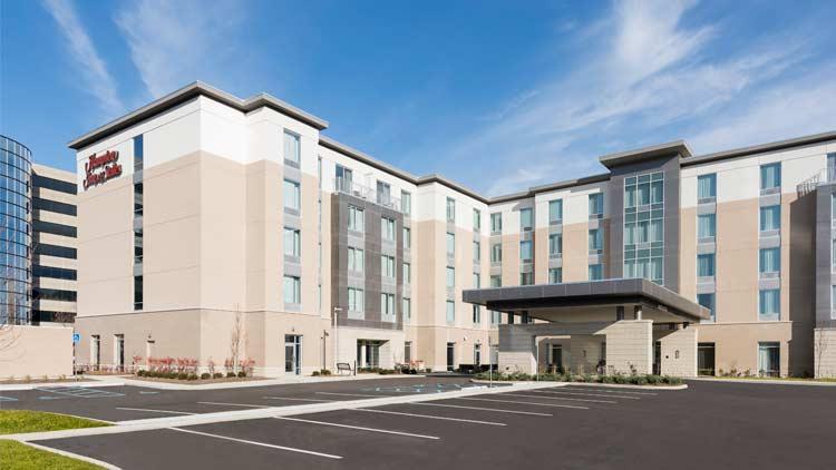 Hampton Inn & Suites - Indianapolis Keystone
