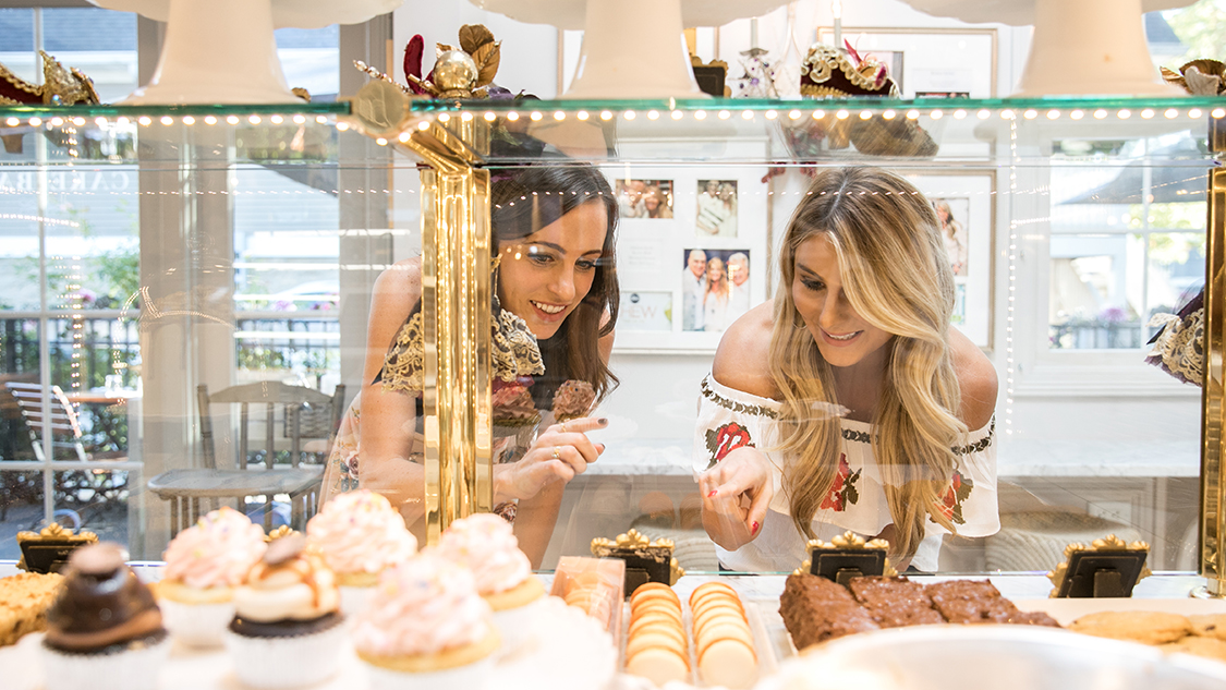 9 connoisseurs cake