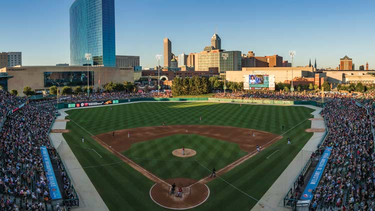Indianapolis Indians 21