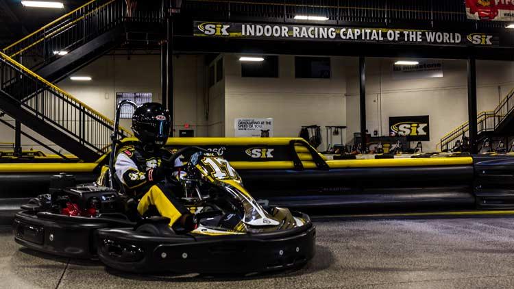 Speedway Indoor Karting 12