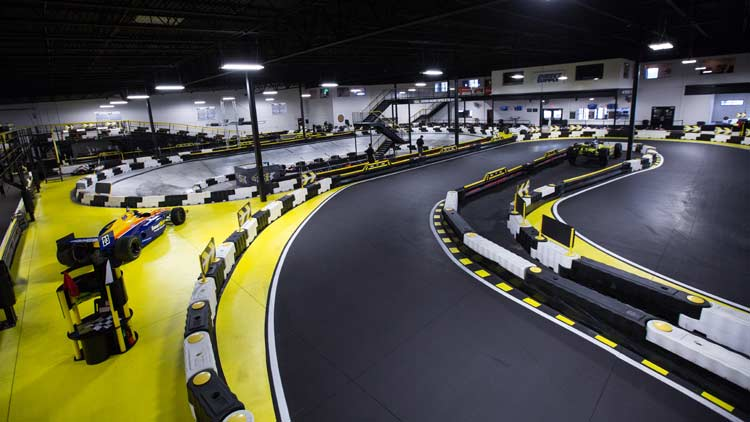Speedway Indoor Karting 13