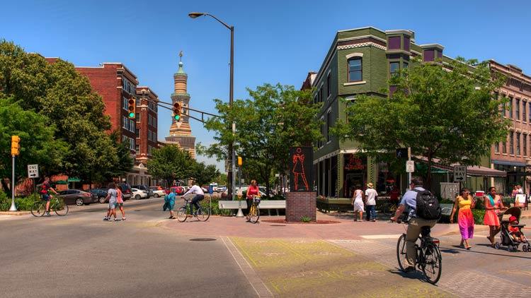 Explore Indy Neighborhoods
