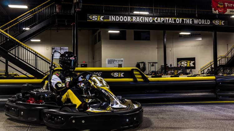 1911 Grill at Speedway Indoor Karting 6