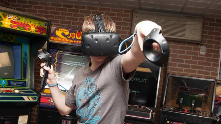 Altered Realities VR Arcade