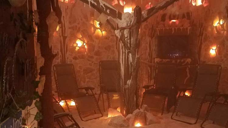 Indianapolis Salt Cave & Halotherapy Center