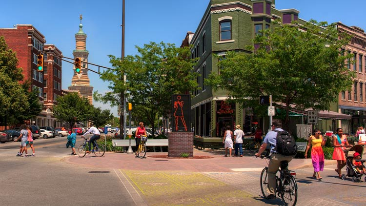 Indy's Cultural Districts