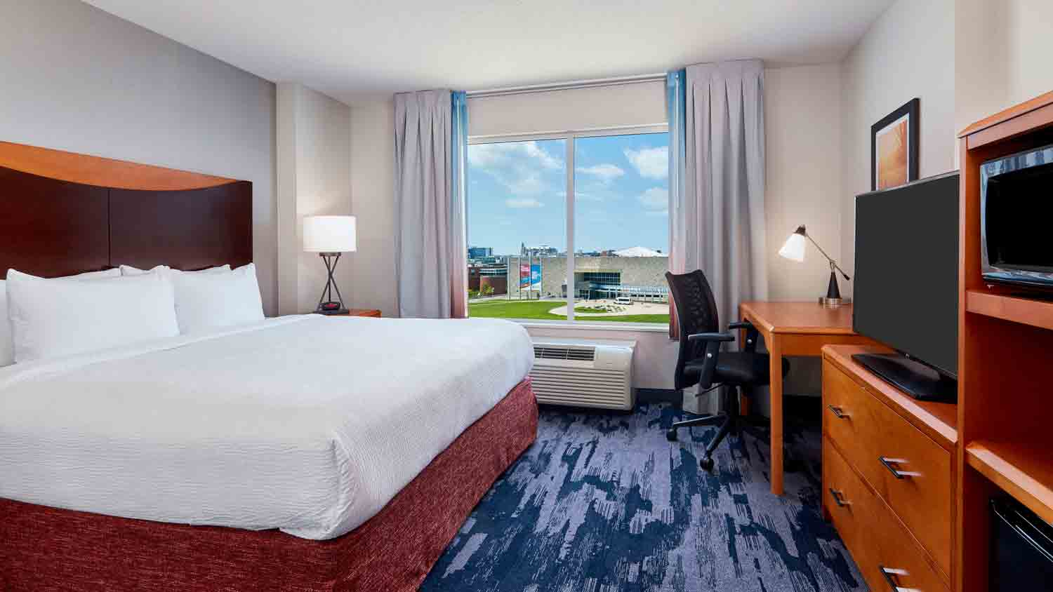 Fairfield Inn & Suites by Marriott Downtown Indianapolis 9