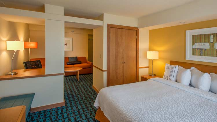 Fairfield Inn & Suites by Marriott Indianapolis Airport 1