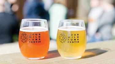 Upland Brewing Company's Annual Sour Wild Funk Fest