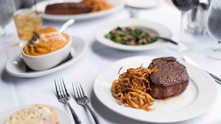 Tony's Steaks & Seafood