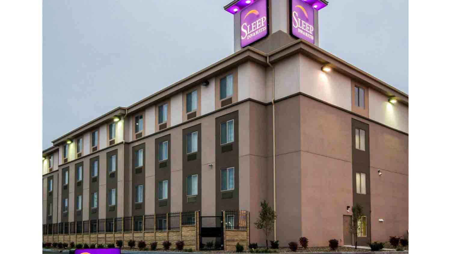Sleep Inn & Suites and Conference Center 1