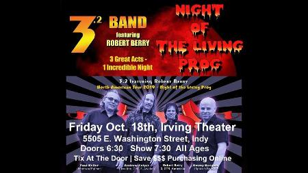Night of the Living Prog