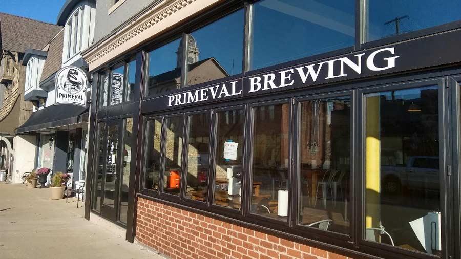 Primeval Brewing