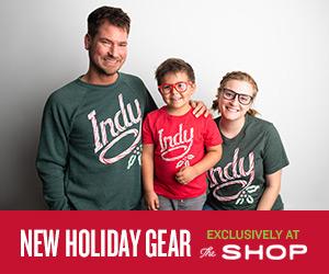 Visit Indy Holiday Gear Premium WebAd 120919