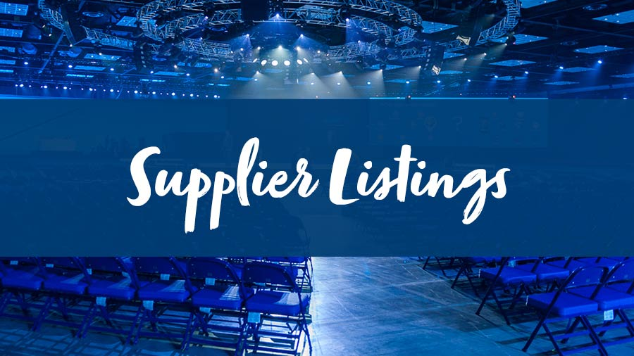 Planner Marketing Toolkit Features: Supplier Listing