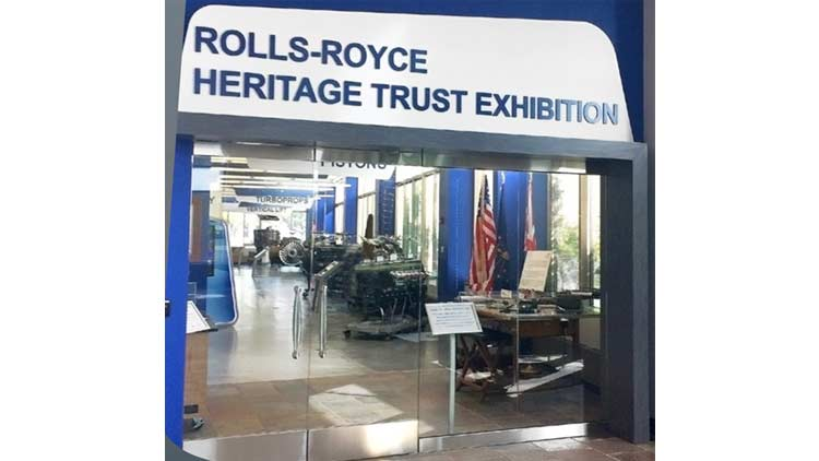 Rolls-Royce Heritage Trust, Allison Branch, Inc.